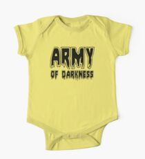 ARMY OF DARKNESS by Zombie Ghetto One Piece - Short Sleeve