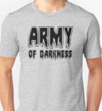 ARMY OF DARKNESS by Zombie Ghetto T-Shirt