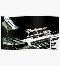 Stadium - Advertising Poster