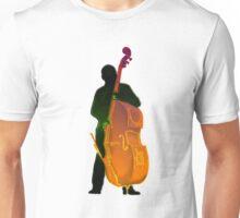 Jazz Bassman Unisex T-Shirt