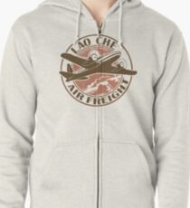 Lao Che Air Freight Zipped Hoodie