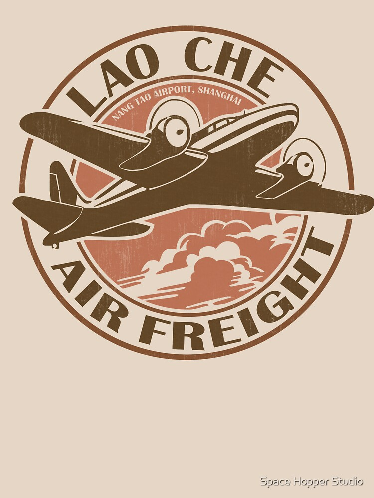 Lao Che Air Freight de 8balltshirts
