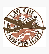 Lao Che Air Freight Photographic Print