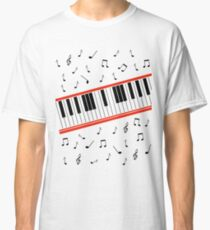 Beat It Piano Classic T-Shirt