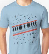 Beat It Piano Unisex T-Shirt