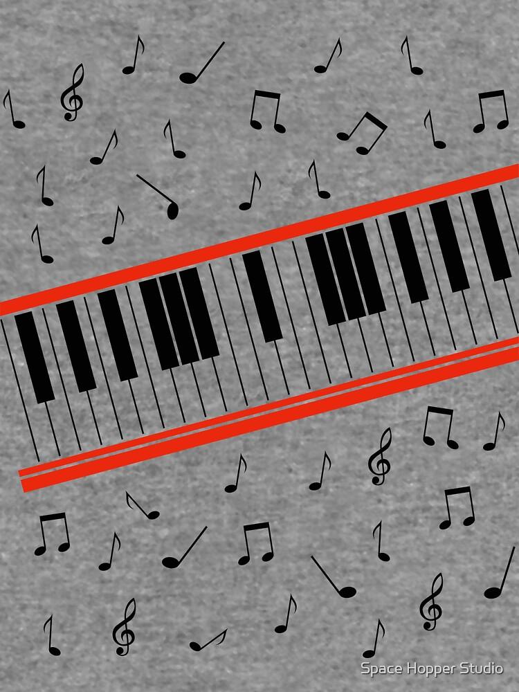 Beat It Piano de 8balltshirts