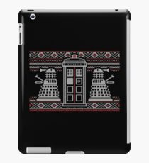 Knitted Style Doctors iPad Case/Skin