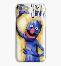 I am grover iPhone Case/Skin