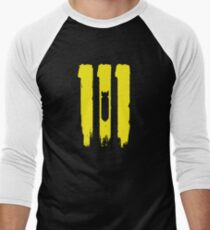vault 111 Men's Baseball ¾ T-Shirt