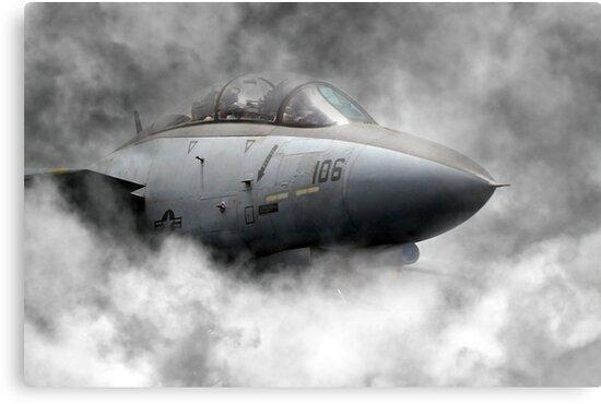 Tomcat Launch by Airpower Art