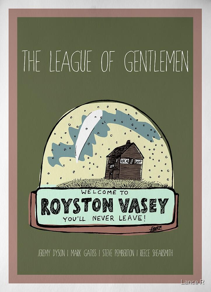 The League of Gentlemen by LiseRichardson