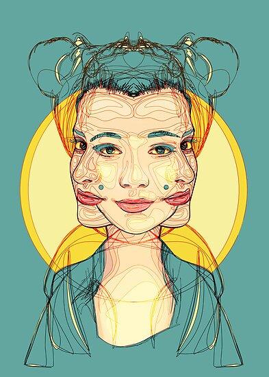 Self-conscious by FalcaoLucas