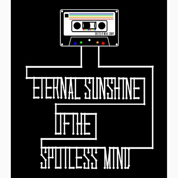 Eternal Sunshine Of The Spotless Mind by Sopheyeah