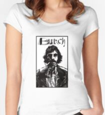 Butch Women's Fitted Scoop T-Shirt