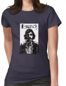 Butch Womens Fitted T-Shirt