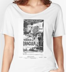 HORROR OF DRACULA Women's Relaxed Fit T-Shirt