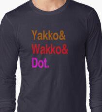 Animaniacs (Yakko, Wakko, Dot) T-Shirt