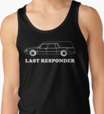 Last Responder Tank Top