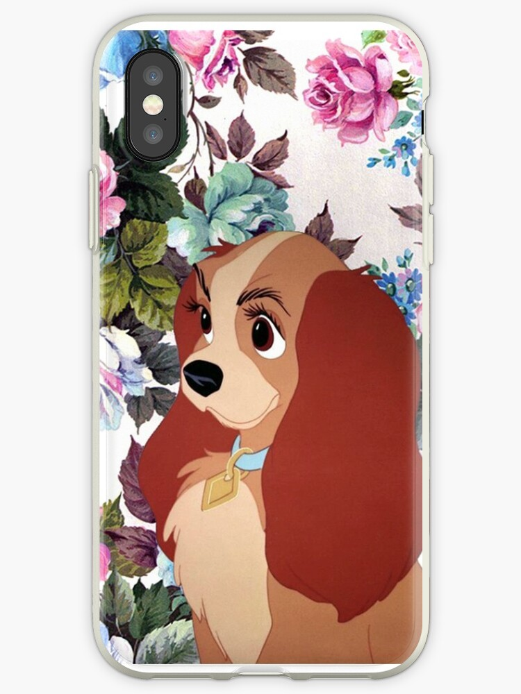 Lady Phone Case by FzAnna