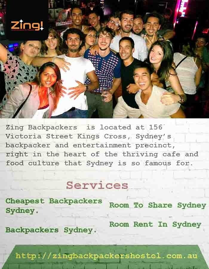 Backpackers Sydney CBD by Zing Backpackers  Hostel