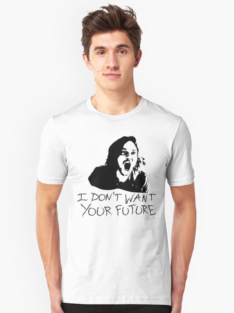 Days of Future Past Unisex T-Shirt Front