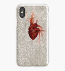 Pumping Through My Veins iPhone Case/Skin