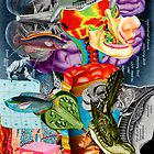 Brain Flower. by Andrew Nawroski