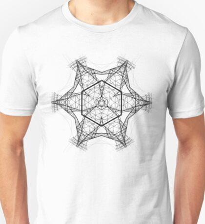 Electro mandala T-Shirt