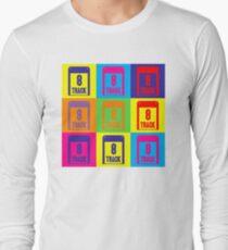 8 Track Pop Art T-Shirt T-Shirt