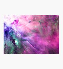 Orion Nebula [Pink Clouds] | Galaxy Mathematix Photographic Print