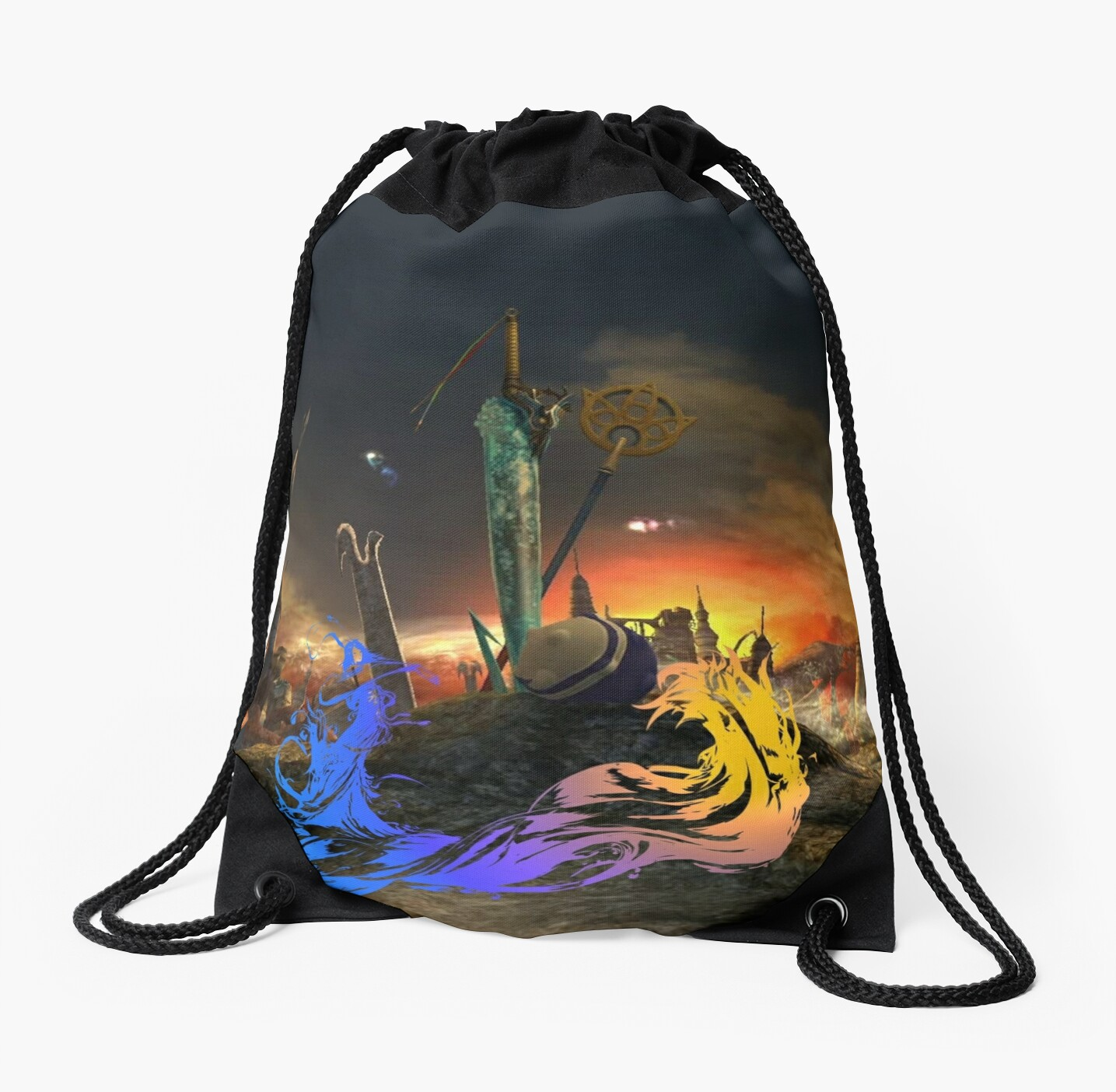FINAL FANTASY BAG · FINAL FANTASY X ~ this is my story by wayfinder