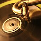 Spinning Record by intellichick