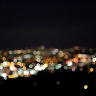 Dotted City Lights or Hollywood Dots by intellichick