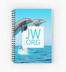 JW.ORG (Dolphins) Spiral Notebook