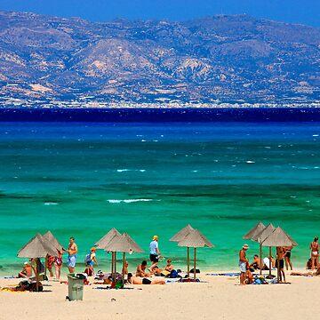 Chryssi island, Ierapetra, Crete by Cretense72