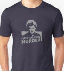 Deadly Lady - Murder Unisex T-Shirt