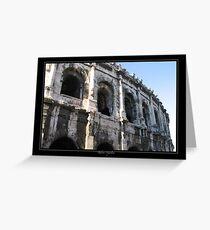 Arena - Arles Greeting Card