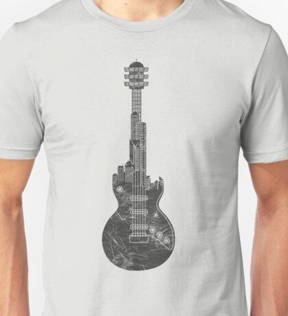 We Built This City Unisex T-Shirt