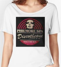 PHILMORE SPA Women's Relaxed Fit T-Shirt