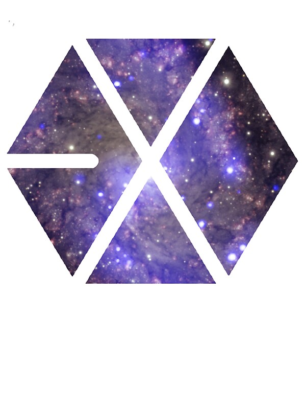 """EXO logo"" Sticker von beforethedawn 