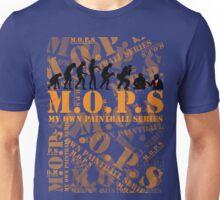 Paintball-M.O.P.S. Unisex T-Shirt