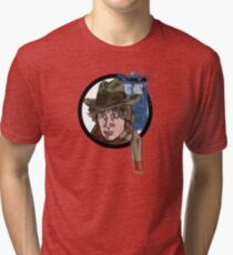 Fourth Lord of Time Tri-blend T-Shirt
