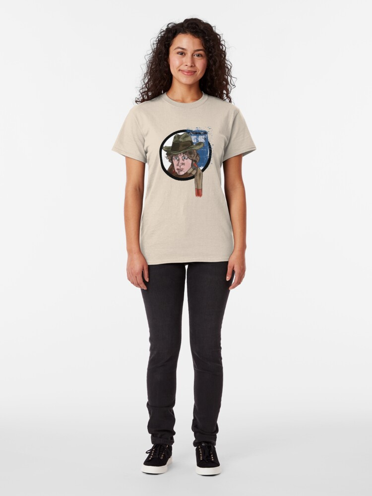 Alternate view of Fourth Lord of Time Classic T-Shirt