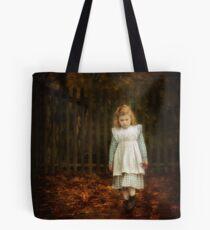 Lonley Child Tote Bag