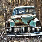 Abandoned Desoto - HDR by Julie Conway