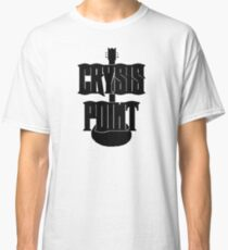 Crysis Point Logo Classic T-Shirt