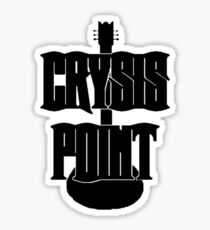 Crysis Point Logo Sticker