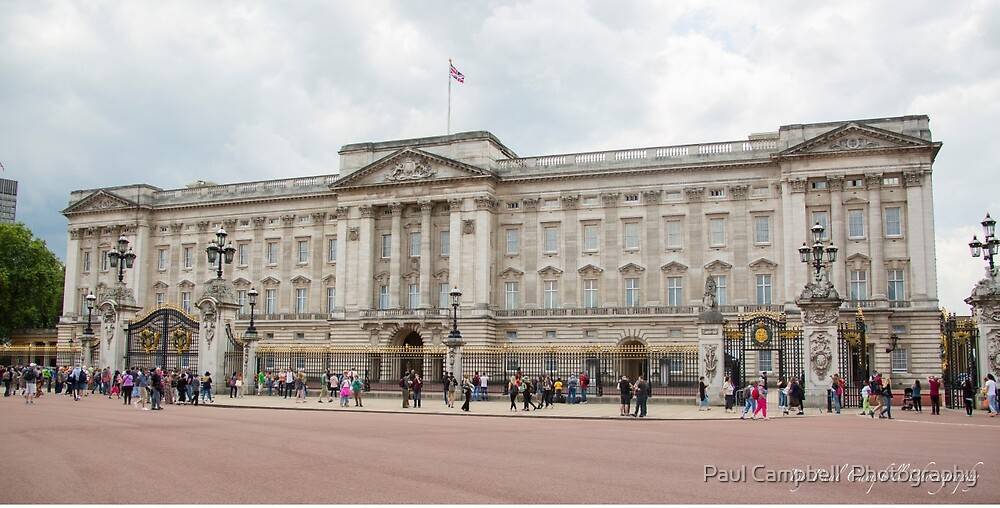 The Palace - London by Paul Campbell  Photography