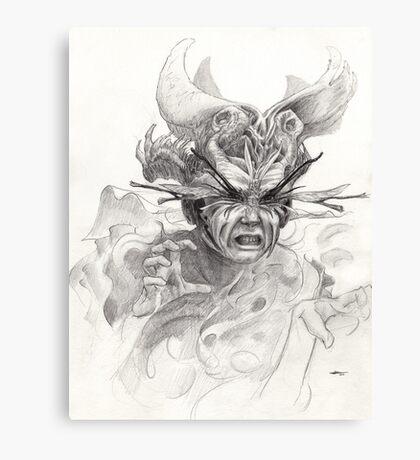 The Rascal Canvas Print