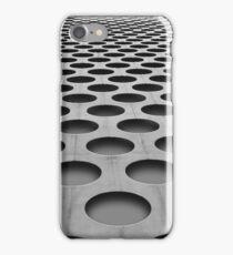 Perforated Concrete iPhone Case/Skin
